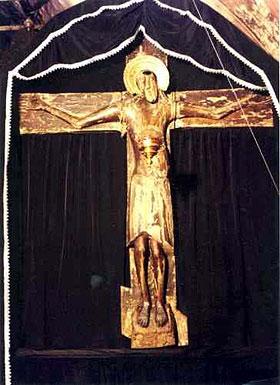 Чудотворный Крест Господень. Село Годеново