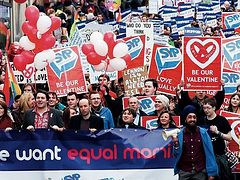 Британия: нетерпимость во имя толерантности