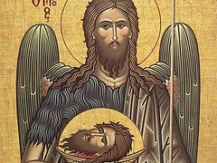 Homily on the Feast of the Beheading of St. John the Baptist