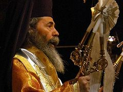 Religious Leader Angers Kiev Politicians Over Call For Peace With Russia