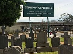 The Faces of a People: The Serbian Cemetery of East L.A.