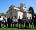 Помоћ у оживљавању манастирског пчеларства