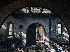 Израиль: церкви Хлебов и рыб, пострадавшей от поджога, выплатят компенсацию