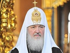 Russian Military Participation in Syria Should Bring Peace to Region - Patriarch Kirill