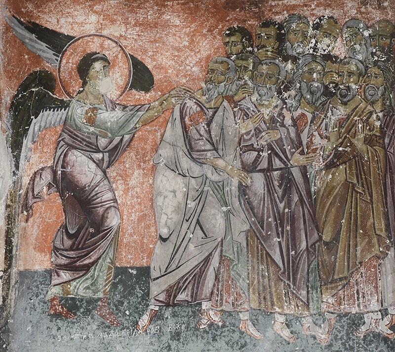 Ангел и лжепророки