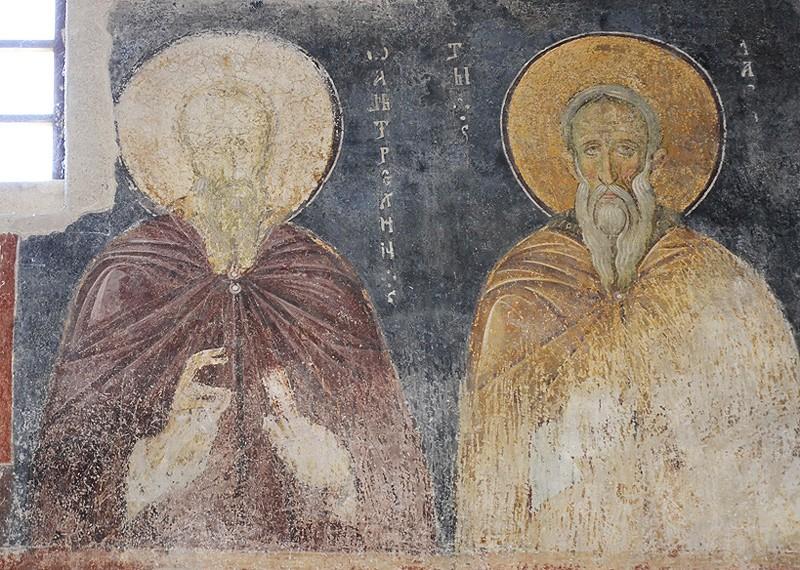 Свв.Иоанн и Иларион