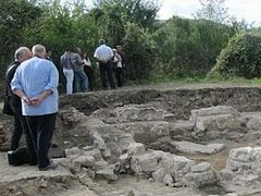 Archaeologist Discovers Early Byzantine Basilica In