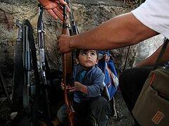 СМИ: в Стамбуле ИГ готовило в боевики детей из Таджикистана и Узбекистана