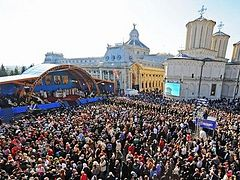 Pilgrimage on the Feast of St. Demetrius the New, Protector of Bucharest, October 23-28, 2015