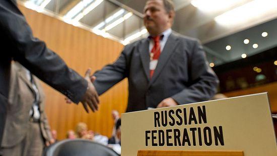 Россия вступила в ВТО