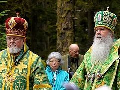 'It's a Whole Other World': Religious Pilgrims Venture Deep into Alaska Forest