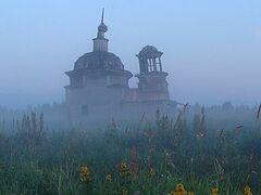 Храмы: шатровые, деревянные и… исчезающие