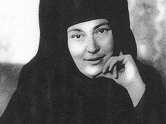 "Mother Maria of Paris says ""OXI!"" to the Nazi Mass Murder Machine"