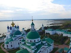 VIDEO: One flew over Rostov the Great