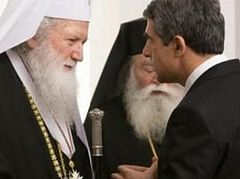 Bulgarian President Confers Highest State Honor on Patriarch of Bulgarian Orthodox Church