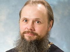 """On the 10th Anniversary of Sretensky Theological Seminary. <BR>Priest Vadim Leonov: """"At Seminary, you receive the leaven which will enliven the rest of your life."""""""