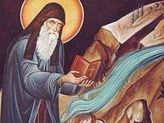 Прп. Арсений Каппадокийский: святой, чья молитва рассекала камень