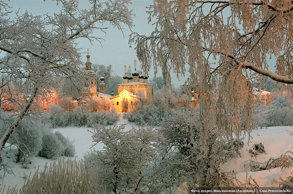 Храм преподобного Димитрия Прилуцкого на Наволоке