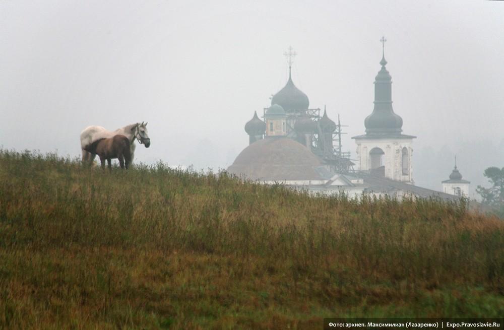 Горицкий монастырь, г. Кириллов