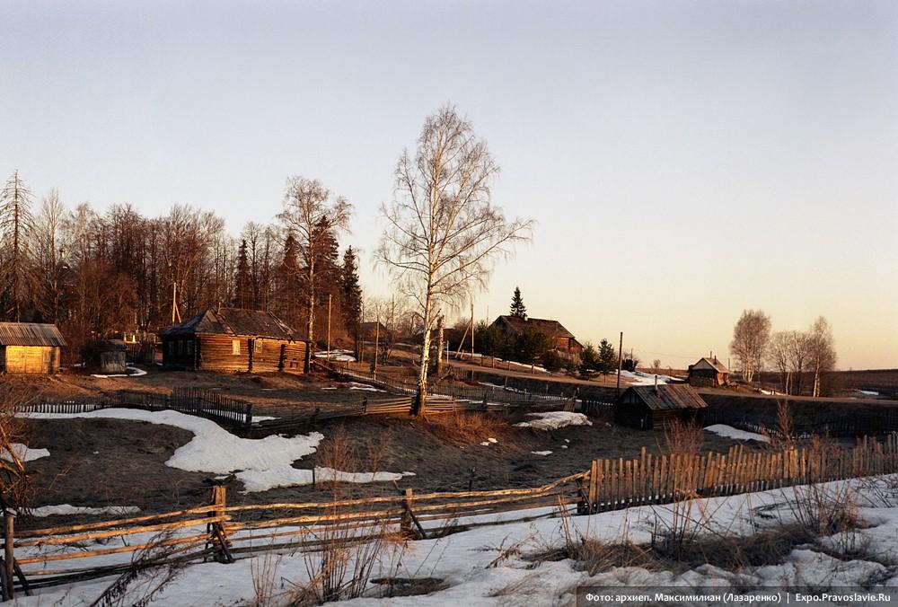 Покровское