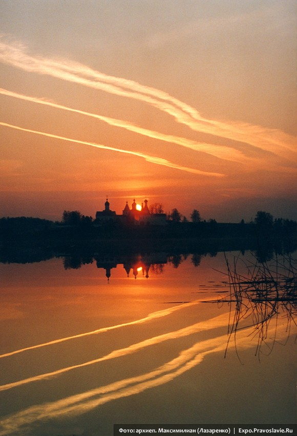Ферапонтово на закате
