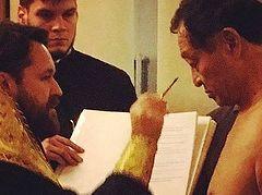 Mortal Kombat's Shang Tsung Goes Orthodox in Russia