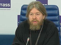 Выступление епископа Тихона (Шевкунова)