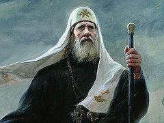 «Патриарх Тихон – в ряду величайших святых»