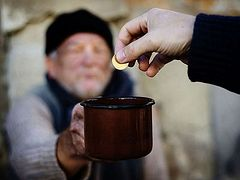 Как подавать милостыню и помощь с рассуждением (+ВИДЕО)