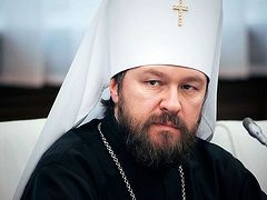 Metropolitan Hilarion's address to the united session of the Federation Council and the State Duma