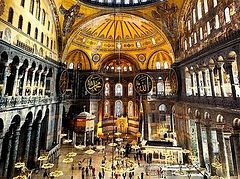 Moscow Wants Turkey to Return Cathedral of Agia Sophia to Orthodox Church