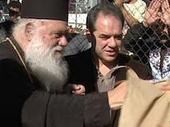 Greece's Archbishop Ieronymos Blames the West for Syrian Refugee Crisis