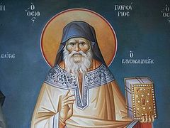 The Humility and Piety of St. Porphyrios of Kavsokalyvia