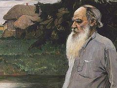 «Черный квадрат» Льва Толстого