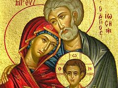 An Elderly Joseph, the Virgin Mary and Sexuality