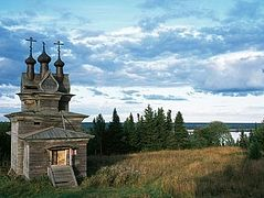 Why a British photographer is saving churches in Russia's Far North