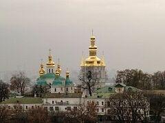 Атака на Киево-Печерскую лавру
