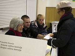 Slovenians vote against same-sex marriage in referendum