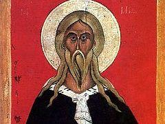 Saint Elias and the Power of Prayer