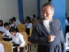 An Orthodox Theological School in the Indonesian archipelago