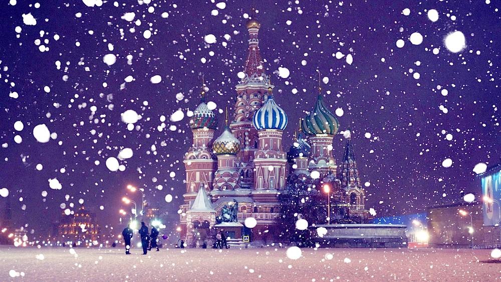 Храм Покрова Пресвятой Богородицы на Красной площади