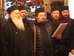 Духовные пожелания румынских старцев на Рождество Христово