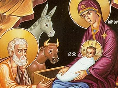 what do christians do at christmas