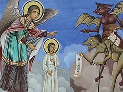 Мытарства: свидетельство блаженной Феодоры