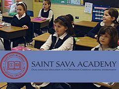 Mayor of Chicago Proclaims Saint Sava Academy Day