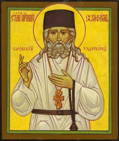 The Life of Saint Seraphim / Православие.Ru