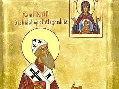 On St. Cyril and the Mia Physis Formula