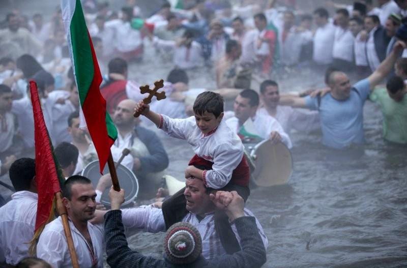 Иорданов день в Болгарии