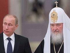 Russian Orthodox Leader Blames