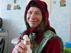 Siberian Hermit Returns Home After Hospital Stay